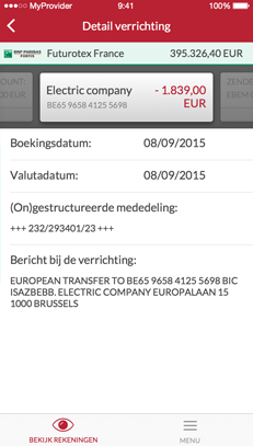 Isabel isabel multibanking app - Iedereen bochart saldi ...